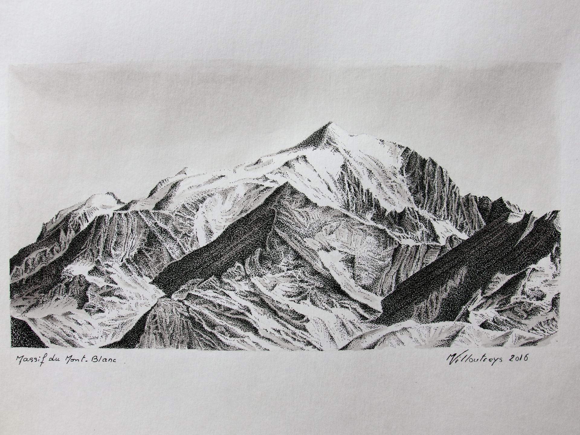 Massif du Mont Blanc (la traversée royale)